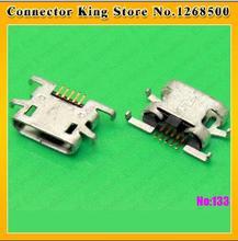 ChengHaoRan 100 pcs/lot, nouveau connecteur de charge pour Sony Xperia M C1905 Port de connecteur de chargeur de Dock USB,, MC-133