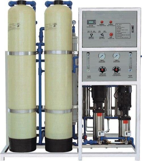 الصناعية RO التناضح العكسي منزوع الأيونات جهاز تنقية المياه الكهربائي معدات المياه منزوع الأيونات معالجة المياه