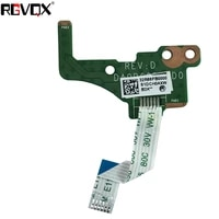 new laptop power button board switch board switch cable for hp 15 e da0r63pb6d0