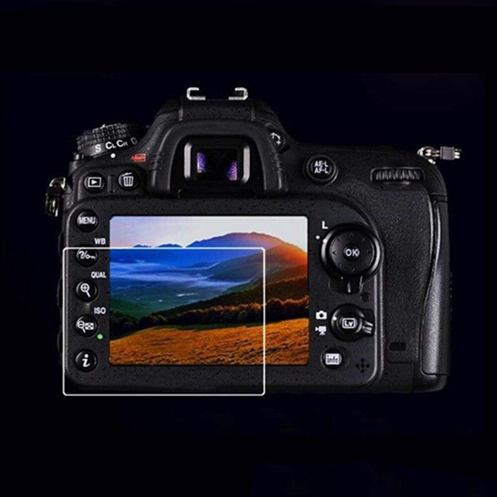 2-Pack закаленное стекло ЖК-экран протектор для Canon EOS 5D Mark IV III/5DS/5DSR/5DS R цифровая камера