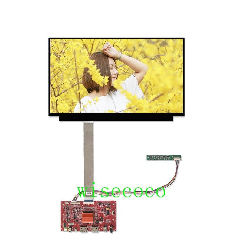 13,3 pulgadas 3840*2160 UHD pantalla IPS 4k 2HDMI LCD módulo coche Raspberry Pi 3 Monitor de juego DIY