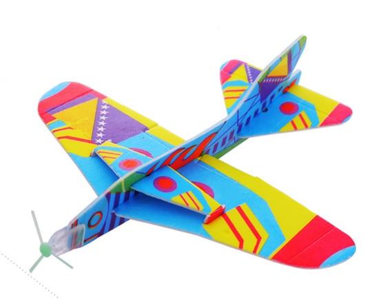 Magic Swing Plane 360, modelo de espuma de ciclotrón, juguetes de niños...