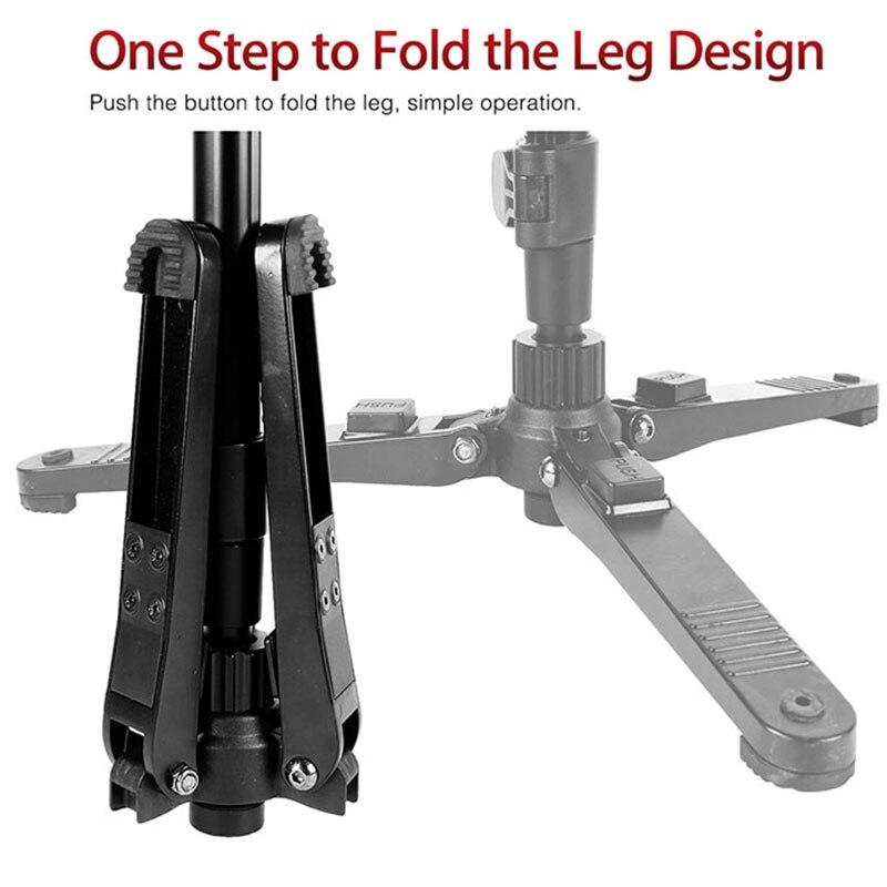 Kingjoy MP208F+VT-1510+M3 Professional Monopod Dslr For All Models Camera Tripod Stand Para Movil Flexible Tripe Stativ SLR DSLR enlarge