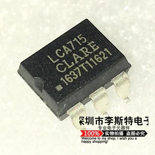 Envío Gratis 50 Uds LCA715 LCA715S SMD SOP-6 optoacoplador importado nuevo original