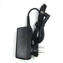 40 W 19 V 2.15A Ac Carregador Adaptador de Alimentação Para Acer Aspire one W10-040N1A ADP-40TH UM ICONIA TAB W500 D257 533 fonte de Alimentação Portátil