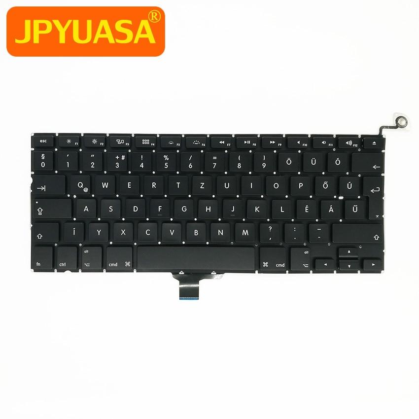 "New Hungarian keyboard For Macbook Pro 13"" A1278 Unibody Hungary Standard 2009-2012 Years"