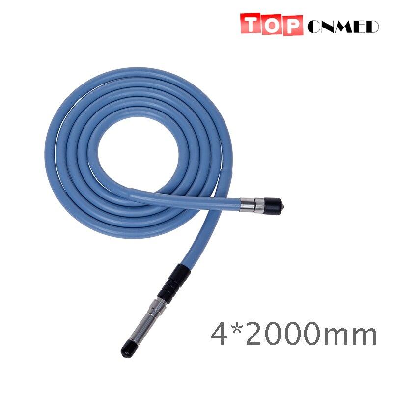 Cable de fibra óptica Cable de fibra de silicona storz olympus 4*2000mm