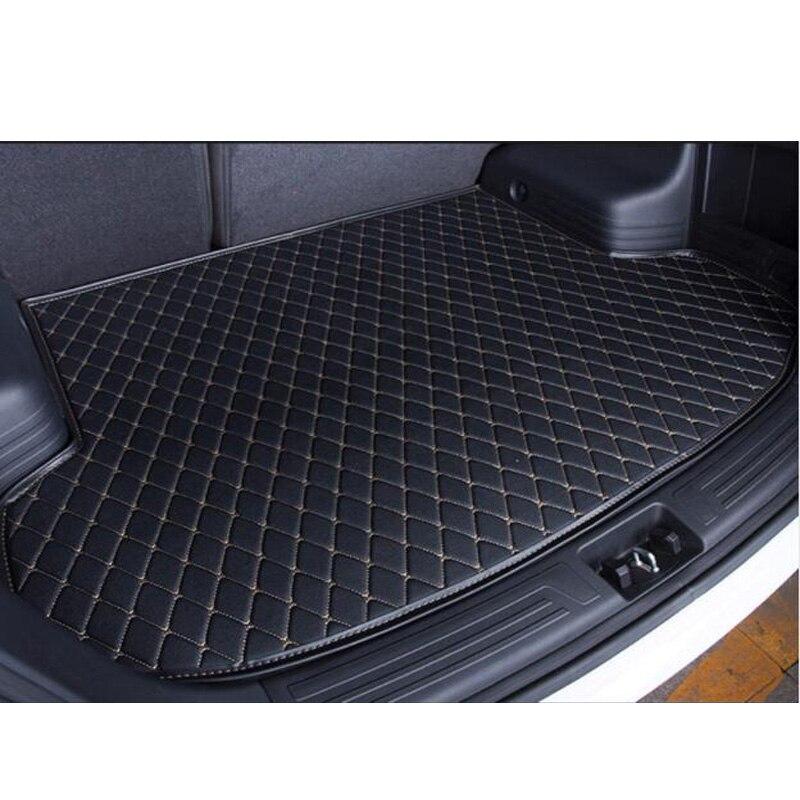 custom Car trunk mat for CHANA all models CS35 Alsvin Benni CX20 CX30 CS75 CS95 CS55 CS15 floor mats for cars