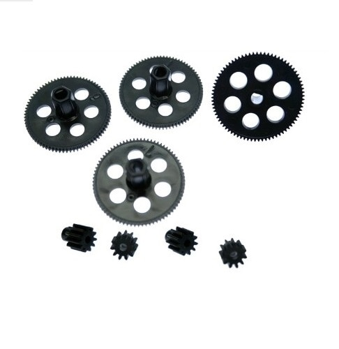 Free Shipping main gear or motor gear 11T etc set for Visuo XS809 XS809HW XS809W XS809S RC Quadcopter Drone spare parts