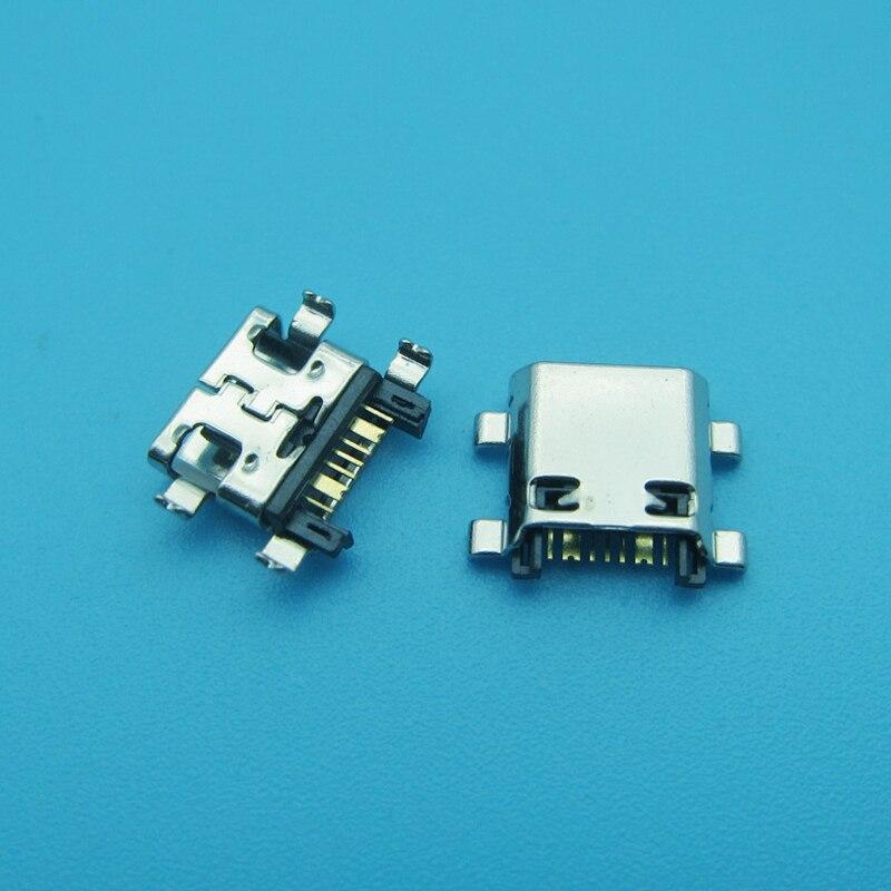 50 шт. для samsung Galaxy Grand Prime G530 g531h g530h G530F Micro USB зарядное устройство разъем для подключения зарядного устройства док-порт разъем