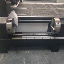 Bon prix rotatif 4 axes CNC routeur pour la coupe de fraisage de bois/2d 3d métal CNC Machine de gravure pour la gravure sur cuivre en aluminium