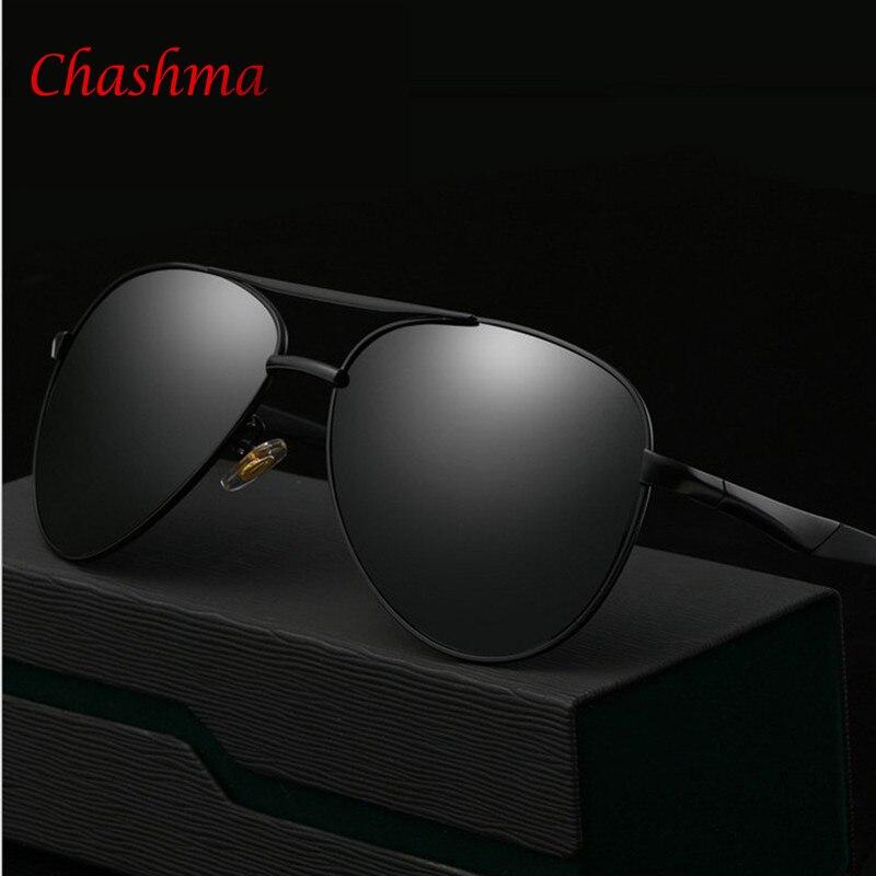 2017 hot sale Men High Quality Polarized Brand Driving Sunglasses sun glasses UV 400 Fashion Eye Wear with Box FREE SHIP