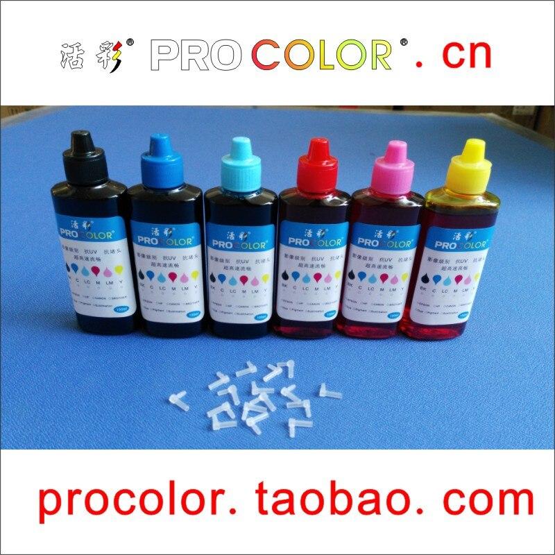 T0981-T0986 T0981 T0992-T0996 100 ML dye-tinte CISS tinte Refill kit spezielle für epson artisan 600 700 710 730 800 810 725 835 837