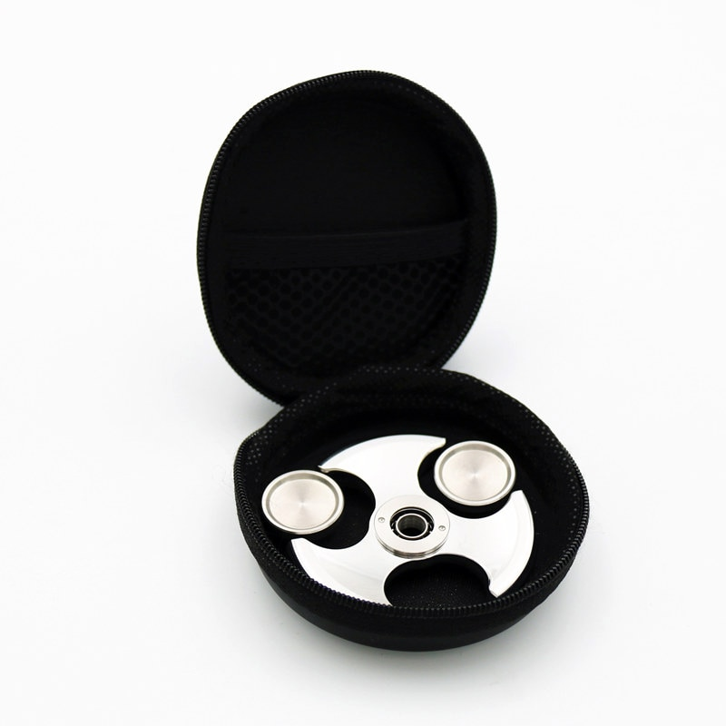 Seiko Hand Spinners Metalen Tri-Spinner Fidgets Stainless steel Toys  EDC Sensory Fidget Spinners ADHD Anti Stress Speelgoed enlarge