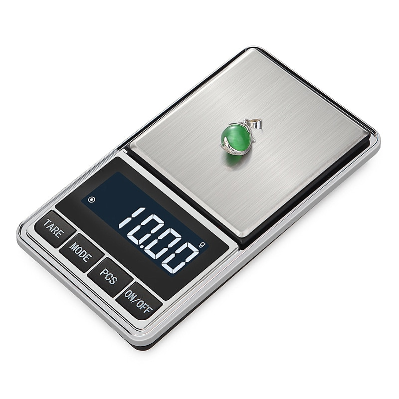 Electronic Jewelry scale balance gram scale 0.01 Accuracy for gold Precision Mini pocket Scale Kitch