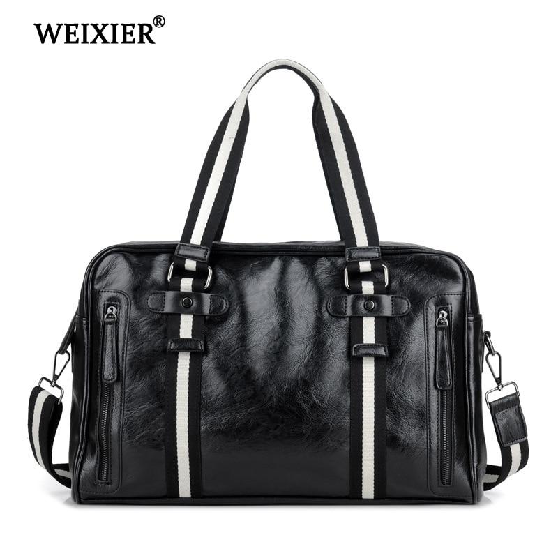 Männer PU Business Travel Soft Material Einfarbig Lange Zipper Handtasche Hübsche Hohe Qualität Multi-Funktion Handtasche