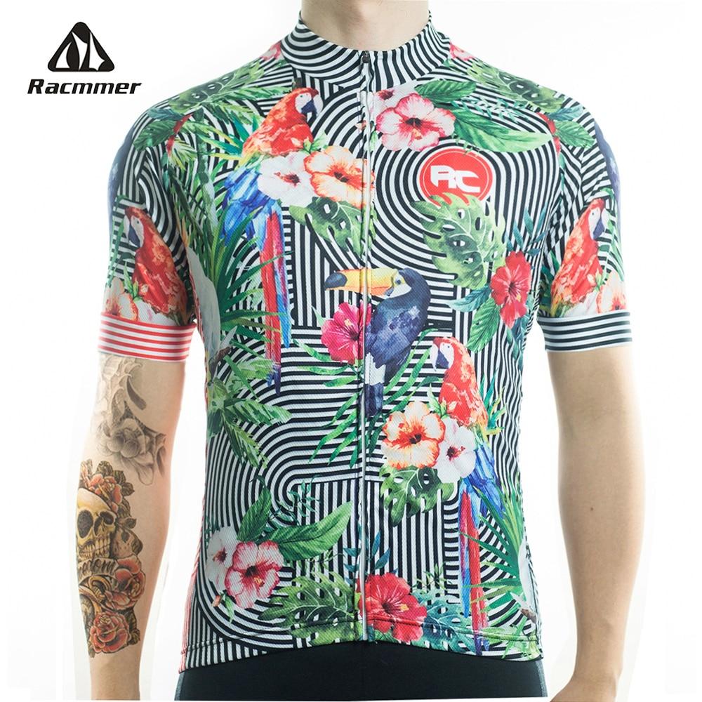 Racmmer-Camiseta De Ciclismo profesional, Mtb, 2020, Ropa De Ciclismo corto, para Hombre, Verano # DX-56