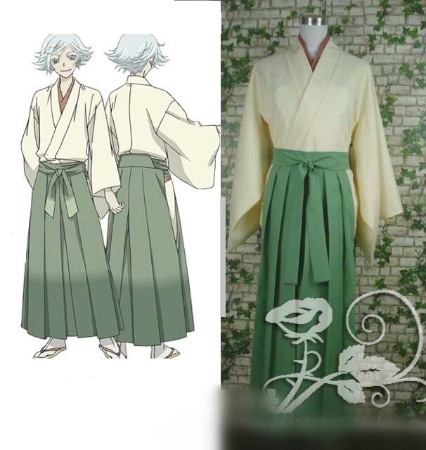 Kamisama Kiss Kamisama Love Hajimemashita Mizuki snake yukata Cosplay Kimono Cosplay disfraz personalizado-mde