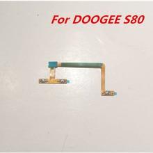 DOOGEE S80 części przycisk włączania i wyłączania + klucz głośności kabel FPC do DOOGEE s80 naprawa telefonu komórkowego akcesoria