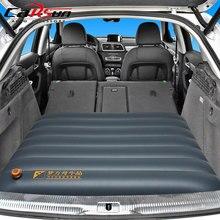 Camping Auto Bett Auto Matratze Tragbare Air Bett Faltbare Stamm Kissen Für Kinder Aufblasbare Matratze Auto Für SUV