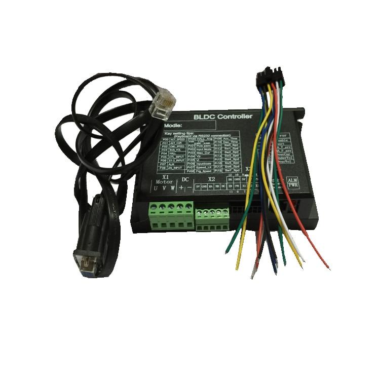 brushless DC driver bldc motor drivers for brushless dc motor Low voltage brushless DC speed adjustable driver 24VDC~48VDC