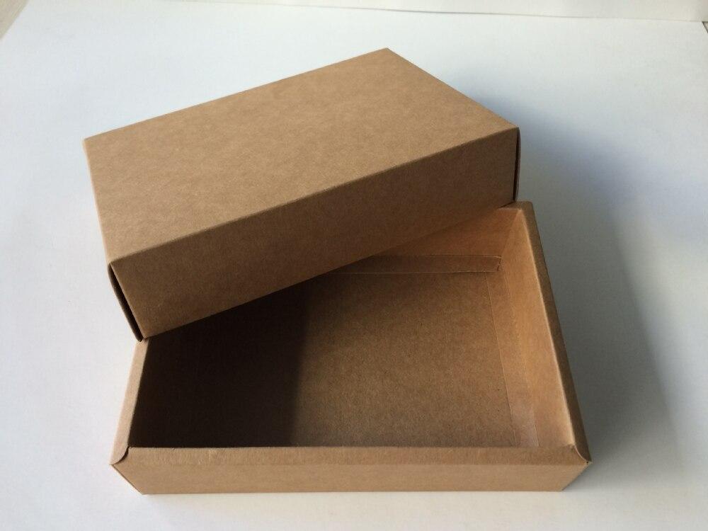 16.5X11.5X4cm buena calidad muchos tipos kraft regalo envoltorio en caja de papel cajas de cartón, puede personalizar, cualquier tamaño