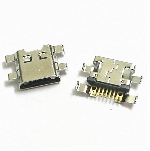 20 piezas para LG G2mini G2 Mini D618 D620 micro usb carga conector de carga enchufe puerto de enchufe