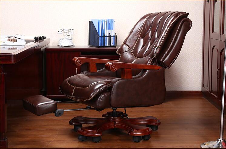 Регулируемое роскошное массажное компьютерное кресло, однотонное кресло для дома и офиса, кресло большого класса