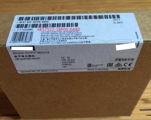 الأصلي في صندوق جديد 6ES7505-0RB00-0AB0