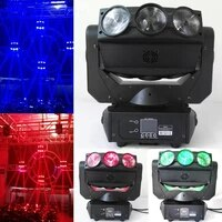 new stage lights 9x12w rgbw 4in1 led beam moving head spider light endless rotation dj lighting beam moving head disco light