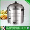 Tonneaux à maïs en acier inoxydable 304 certifié CE qualité alimentaire 2500W KN-48 avec livraison gratuite par express