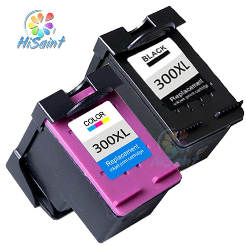 [Hisaint]  Compatible Ink Cartridge For HP300XL 300XL 300 Deskjet C4680 C4780 D1660 D2530 D2560 Direct Selling For HP 300XL