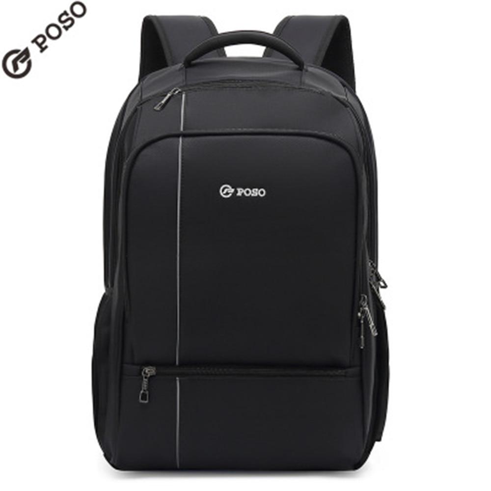 Mochila para ordenador portátil de 17 pulgadas, mochila de gran capacidad, mochila impermeable para exteriores, mochila antirrobo de negocios