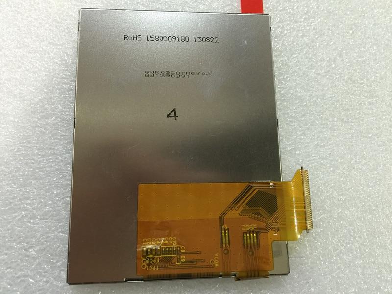 Pantalla portátil transflectiva Original de 3,5 pulgadas, GWR0350TMQV03