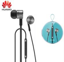 Original Huawei Honor Engine 2 AM13 Earphone Stereo Piston In-Ear Earbud Mic Earphone for Honor Plus 3X 3C P7 Mate 8 P9 Xiaomi