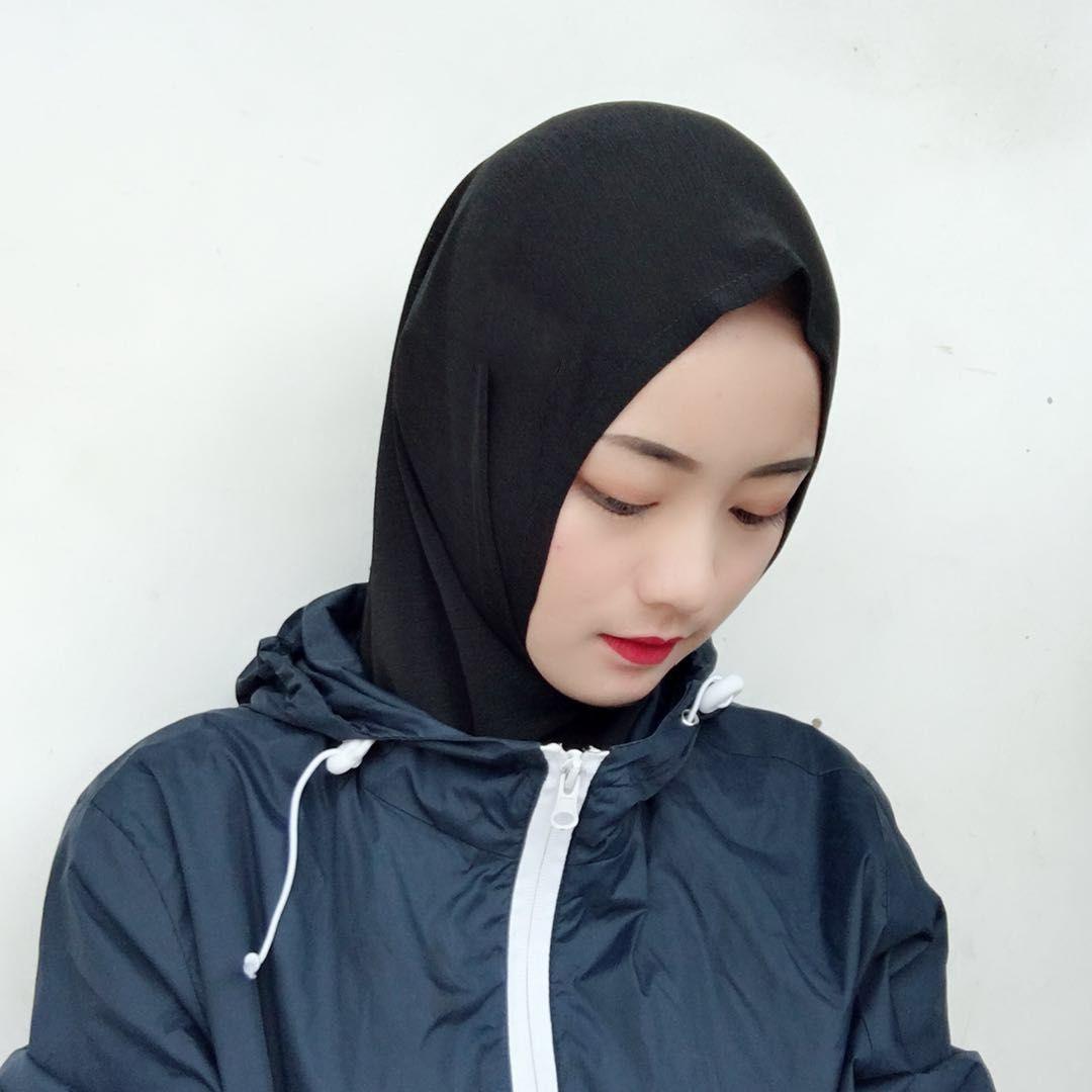 Musulmán deportes velo listo para usar Hijab instantánea Al-amira Muslima chal banda islámica Headwarp