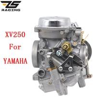 ZS Racing nouveau carburateur Carb 26mm   Pour Yamaha Virago XV250 Route 66 1988-2014 XV125 1990-2011, remplacement keihin