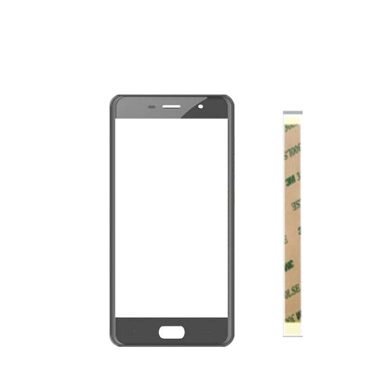 Nuevo sensor de cristal de pantalla táctil de 5,0 pulgadas para dexp ixion XL150 reemplazo de cristal de la lente del panel para teléfono móvil dexp ixion XL150