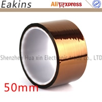 High Temperature Resistant Heat Tape 20~100MMx33M BGA PCB SMT Soldering Shielding BGA Dedicated Tape