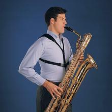 Harnais souple Neotech-harnais Saxophone réglable