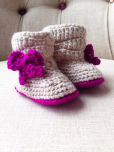 Botte pour bébé en Crochet   Crochet Slouchy