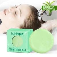 2019 vitamin c conditioner bar soap hair care new natural moisturizing nourishing hair products green tea handmade