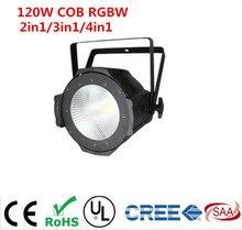 led par 200W COB RGBWA UV 6in1 RGBW 4in1/RGB 3in1/ Warm White Cold white LED Par Can Par64 led spotlight dj light Dmx controll
