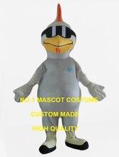 Costume de mascotte coq blanc cool   Avec lunettes de soleil, costume de coq de poulet de dessin animé, de taille adulte, costumes de cosplay anime, 2582