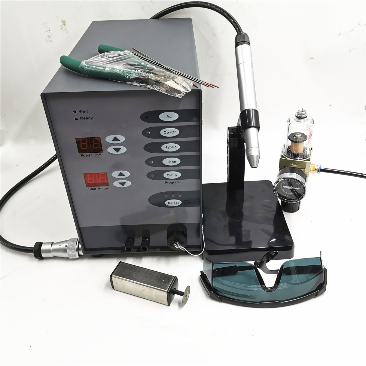 Stainless Steel Spot Welding Machine Laser Welding Automatic Numerical Control Pulse Argon Arc Welder Jewelry Spot Welder steel pulse steel pulse victims