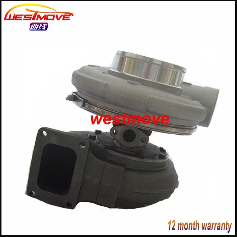 HX80 turbo 3803256 3803251 3767934 3594098 3594097 3527372 turbocharger para Cummins Industrial Gen Set Motor KTA38-G 1988-00