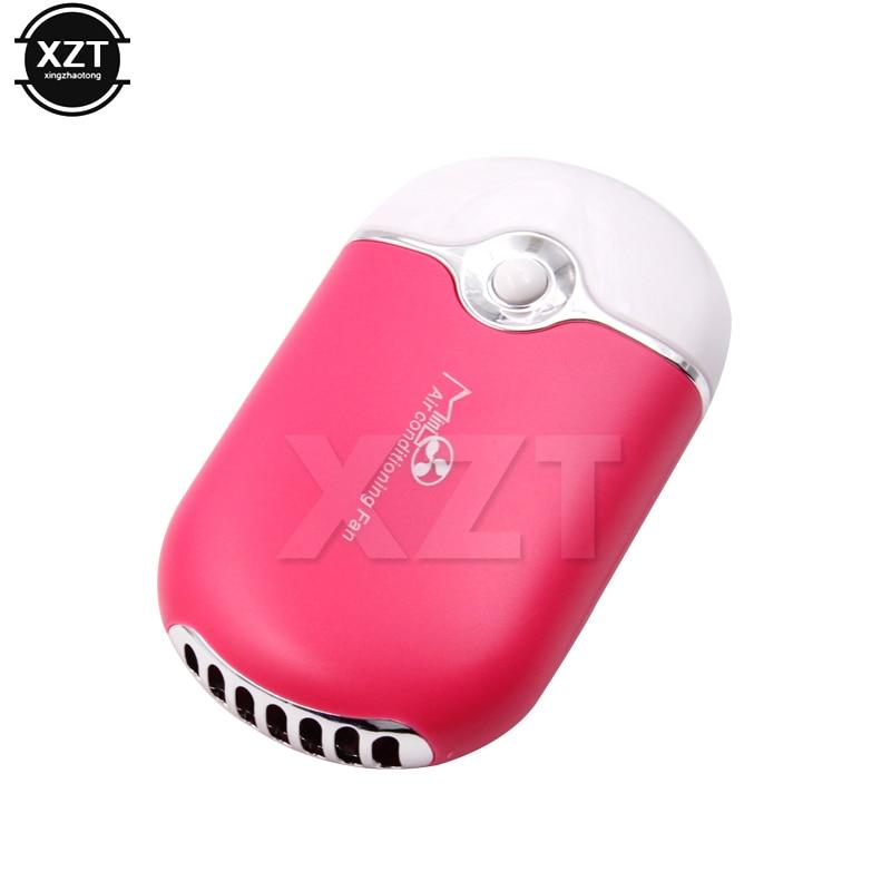 Портативный мини-вентилятор USB, кондиционер, быстрая сушилка, вентилятор для наращивания ресниц, лак для ногтей, перезаряжаемый карманный охлаждающий вентилятор
