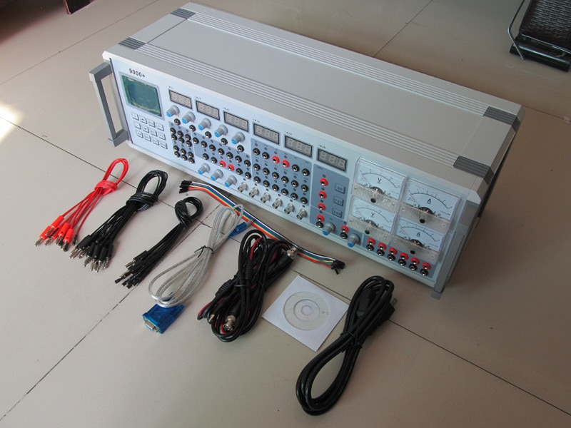 ¡El mejor! Herramienta de simulación de señal de sensor de automóvil mst 9000 ecu software de reparación simulador y probador de sensor automotriz
