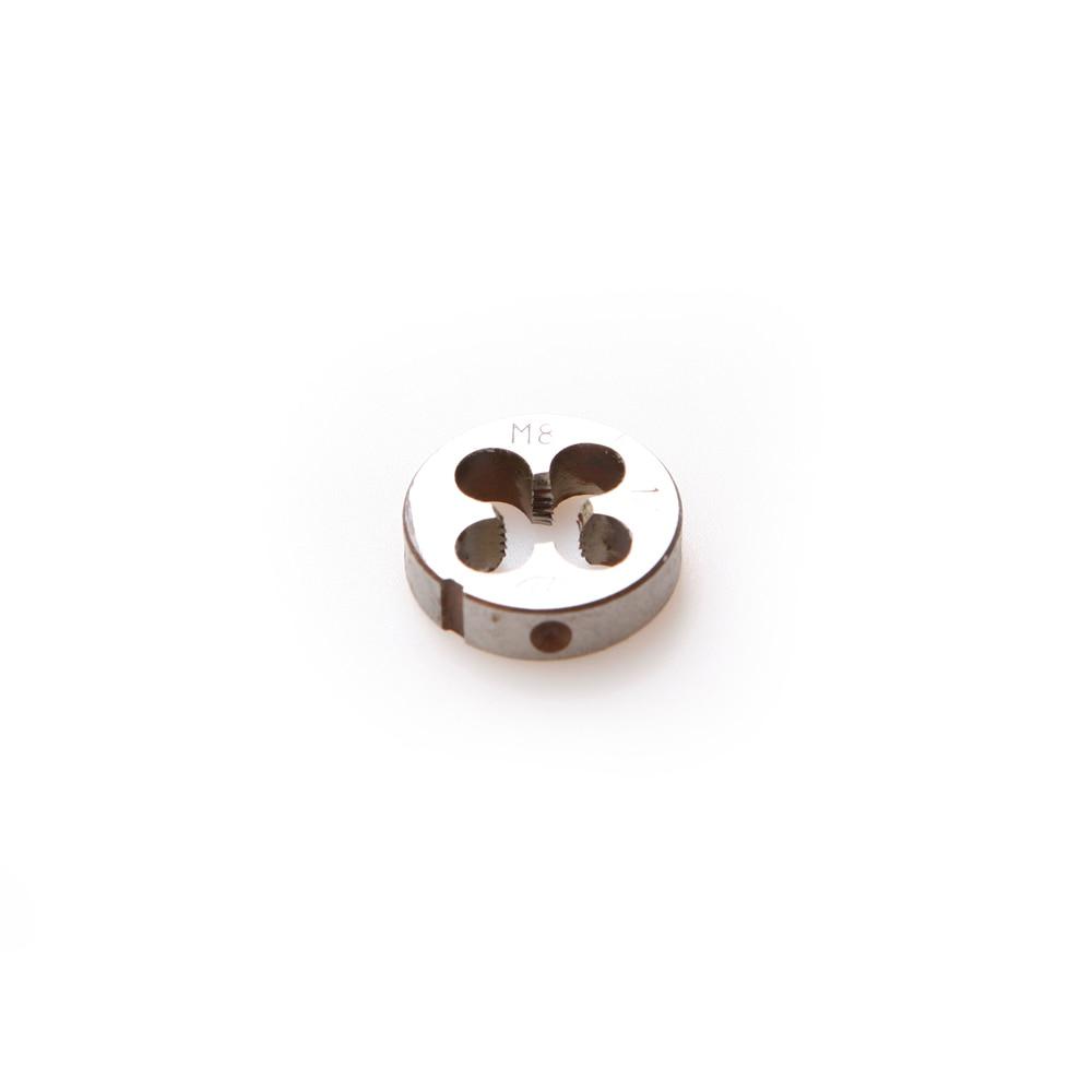 Duradera M8 x 1,0 rosca métrica troquel 8mm X 1,0mm llave de mano para máquina de molde