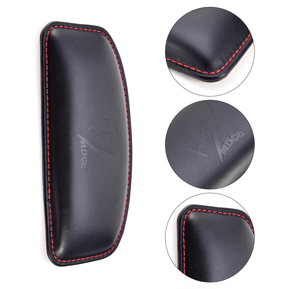 Universal Car Door Armrest Soft Leather Driver Arm Protective Pad Mat Passenger Rest Support Pillow Car Arm Rest Arm